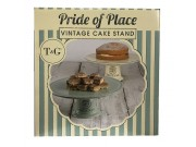 Pride of Place Vintage Cake Stand OLD CREAM