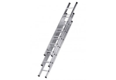 ABRU Triple Extension Ladder (2.57m - 6.35m)
