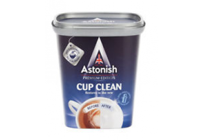 Astonish Premier Edition Cup Clean 350g