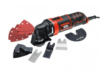 Black & Decker Oscillating Multi Tool 300W