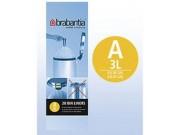 Brabantia Bin Liners 3L A