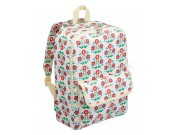 "Kitchen Craft Coolmovers 'Romany Summer' Backpack Cool Bag (29 x 13 x 41cm / 11.5 x 5 x 16"")"