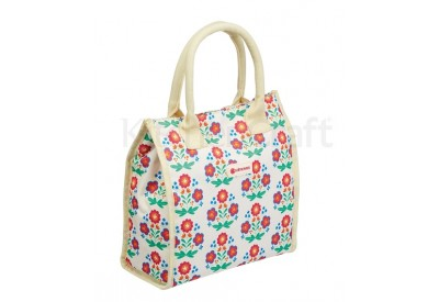 "Kitchen Craft Coolmovers 'Romany Summer' Tote Cool Bag (24 x 10 x 25cm / 9.5 x 4 x 10"")"