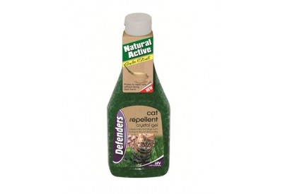 Defenders Cat Repellent Crystal Gel 450g