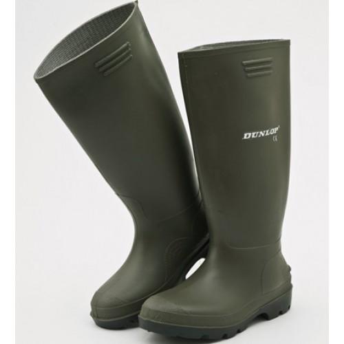 aac50b720e48 Dunlop Wellington Boots (black or green)