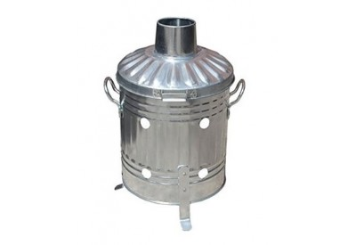 Fireside Products Galvanised Mini Incinerator (18in / 46cms / 15L)