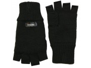 Heat Guard Thinsulate Fingerless Gloves