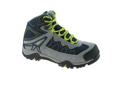 Hi-Tec Astro Hike WP Junior Walking Boots (Majolica/Cool Grey/Limoncello)