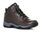 Hi-Tec Eurotrek III WP Walking Boots (dark brown/chocolate)