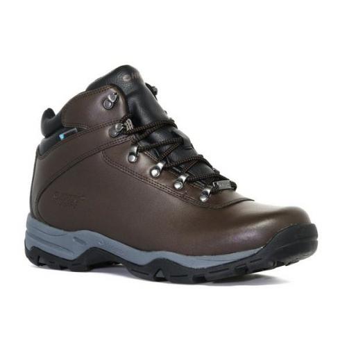 5f325c2c983 Hi-Tec Eurotrek III WP Walking Boots (dark brown/chocolate)