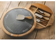 Judge Kitchen Cheese Board Set