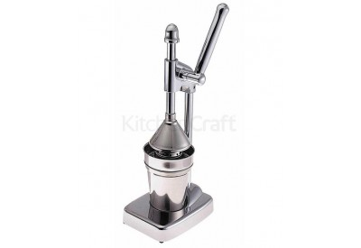 ESPREMEDOR DE CITRINOS MANUAL INOX - Bigbizz Hotelaria