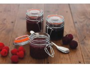 Kitchen Craft Home Made Mini Jam Pots (120ml)
