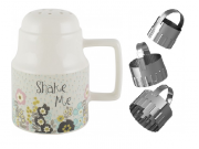 Katie Alice Stoneware Flour Shaker and Cutter Set