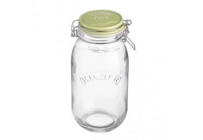 Kilner Bird Food Storage Jar (2 litres / 68 US fl oz)
