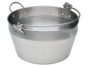 Kitchen Craft Home Made Maslin Pan 9 litre/ 15 pint