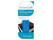 Kitchen Craft Replacement Hob Scraper Blades (pack of 5)