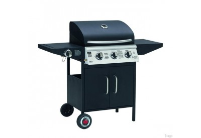 Landmann Grill Chef 3 Burner Gas Barbecue