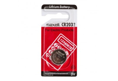 Maxwell CR2032 / 3V Lithium Battery