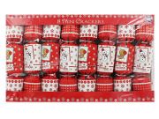 Mini Christmas Crackers (pack of 8)