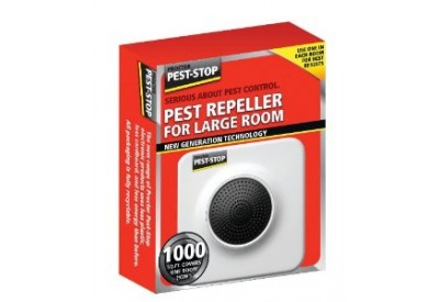 Pest-Stop Pest Repeller for Large Room (covers 1000 sq.ft.)