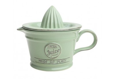"Pride of Place Juicer OLD GREEN (D130 x H125mm / 5.1 x 4.9"")"
