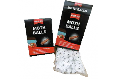 Rentokil Moth Balls (contain 20)