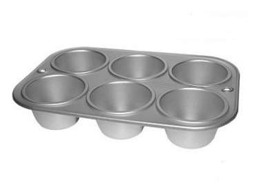 Silverwood 6 Cup Mini Pudding Tray (6fl oz cups)
