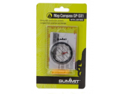 Summit Map Compass GP-SX1 with Lanyard