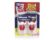The Big Cheese Ultra Power Mouse Traps (twin pack)