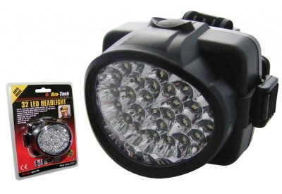 Am-Tech 32 LED Headlight