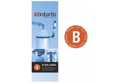 Brabantia Bin Liners 5L B