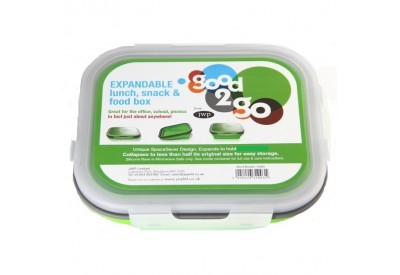 Good 2 Go Expandable Lunch, Snack & Food Box 1.1L (39fl oz)