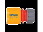 Hozelock Aquastop Waterstop Connector (12.5mm & 15mm) 2185