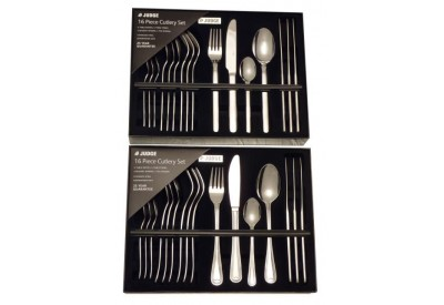 Judge 16 Piece Stainless Steel Cutlery Set