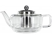 Judge Glass Teapot with Removable Stainless Steel Infuser (700ml)