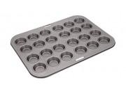 Judge Non-Stick 24 Cup Multi-Purpose Mini Pan Plain