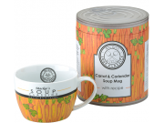 Mackie's Soup Classics Carrot & Coriander Soup Mug Gift Set with Recipe