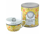 Mackie's Soup Classics Chicken Noodle Soup Mug Gift Set with Recipe