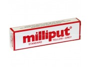 Milliput Standard Yellow - Grey (4oz)