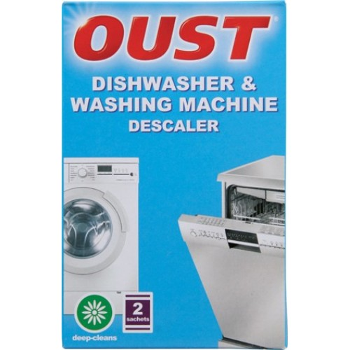how to use descaler in washing machine