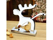 Stellar Rudolph Nut Cracker (Stainless Steel)